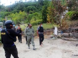 Pengungsi Pascapembunuhan Sadis di Sigi Tambah, Kini 150 KK Tinggalkan Rumah