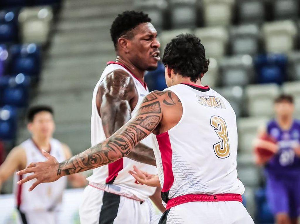 Indonesia Masih Belum Aman di Kualifikasi FIBA Asia Cup 2020