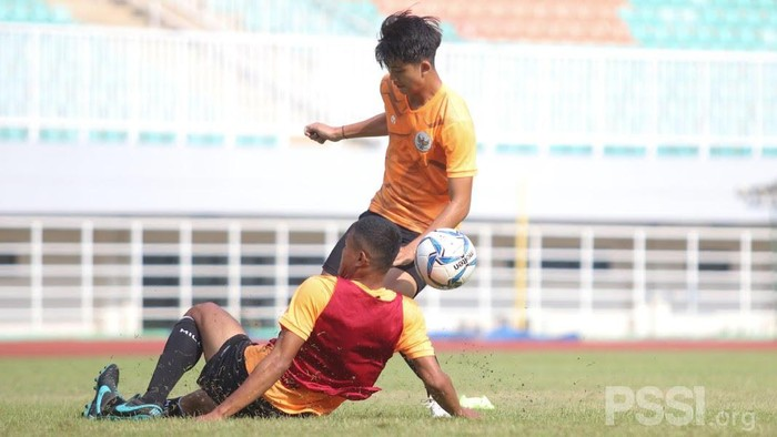 Timnas Indonesia U-16 sudah menyelesaikan TC bulan November.