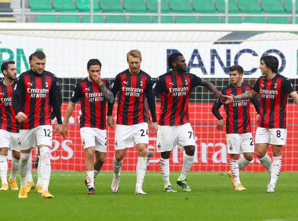 Klasemen Liga Italia di 2020: AC Milan Juaranya