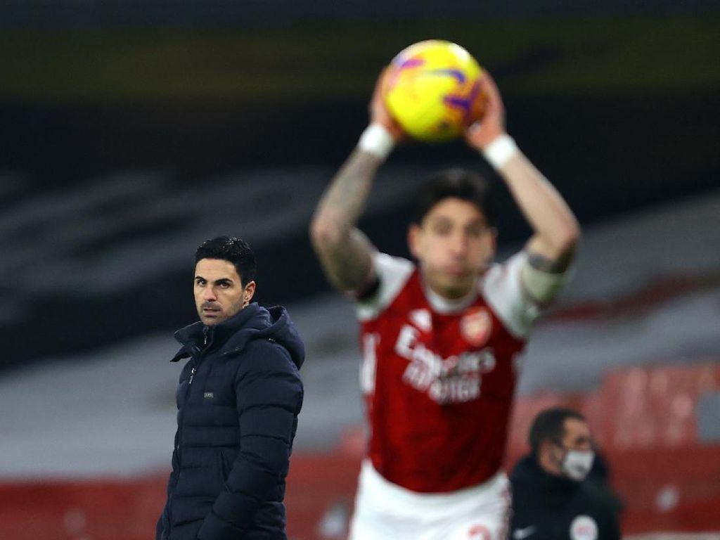 Arsenal Masih di Situ-situ Saja: Ukir Start Terburuk Sejak 1981/1982
