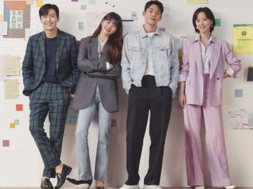 True Beauty dan 8 Drama Korea Cinta Segitiga yang Bikin Gregetan