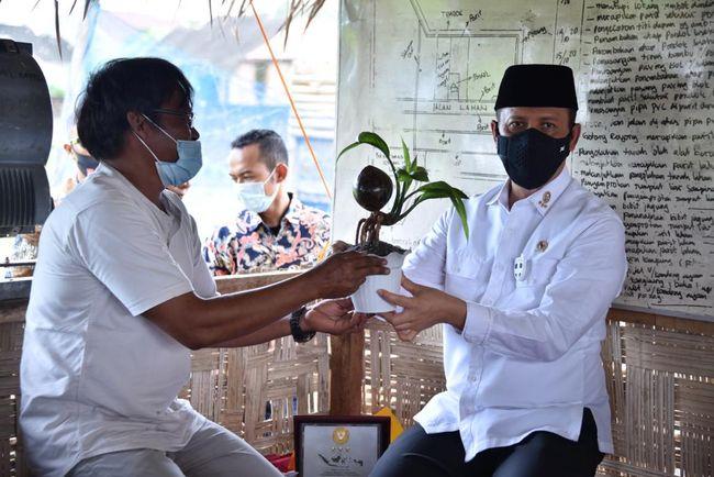 BNPT Tinjau Pembinaan Wirausaha untuk Mantan Napi Teroris di Medan