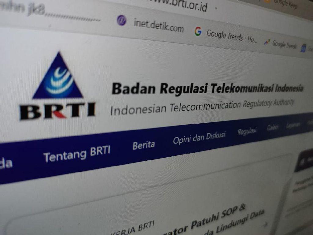 Suara Operator Seluler Saat BRTI Dibubarkan