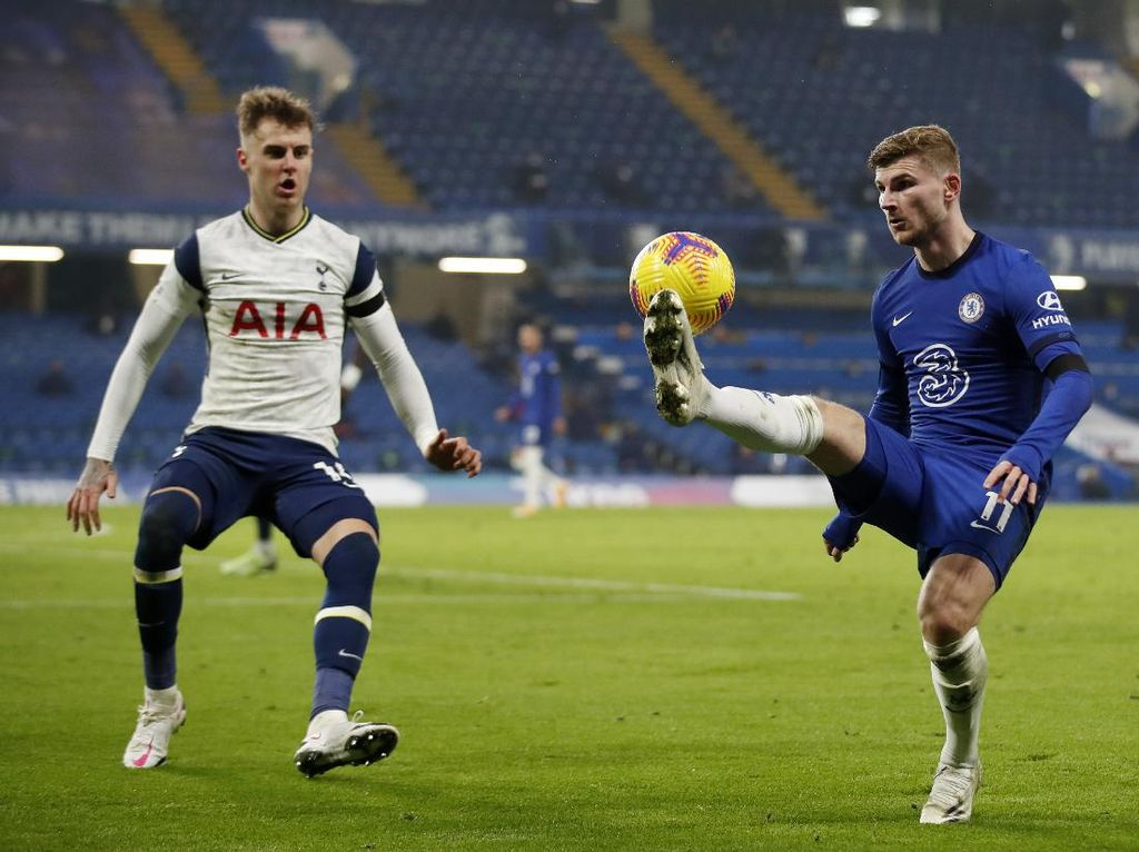 Chelsea Vs Tottenham Hotspur: Derby London Berakhir 0-0