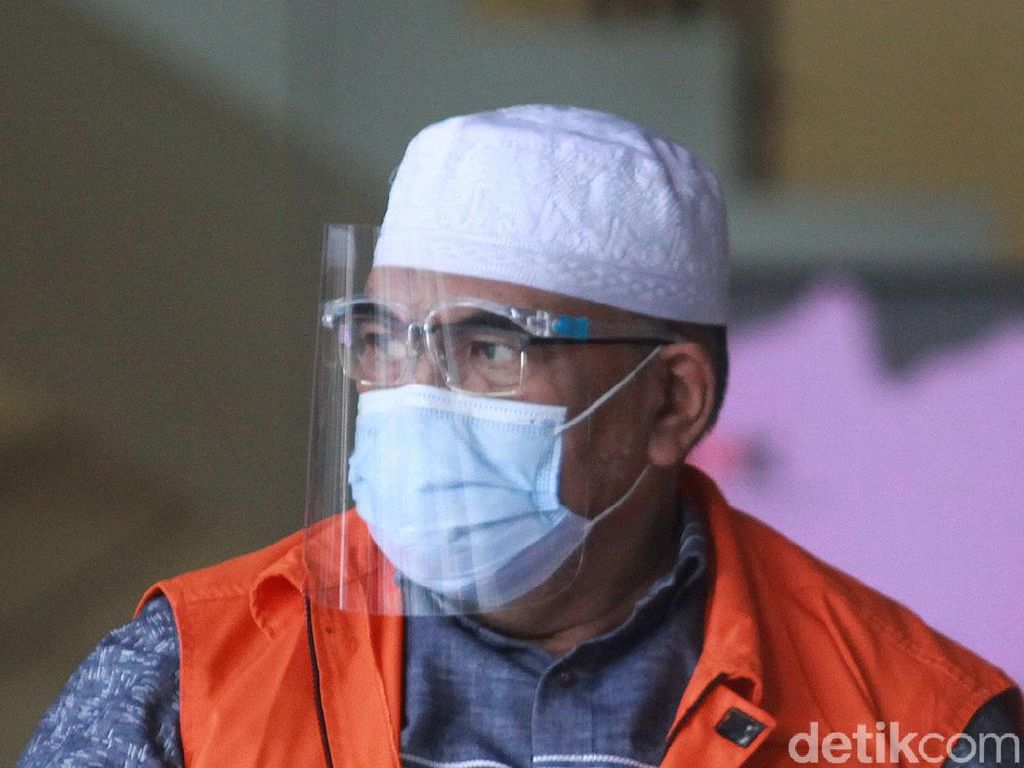 KPK Eksekusi Eks Anggota DPR Irgan Mahfiz ke Lapas Tangerang