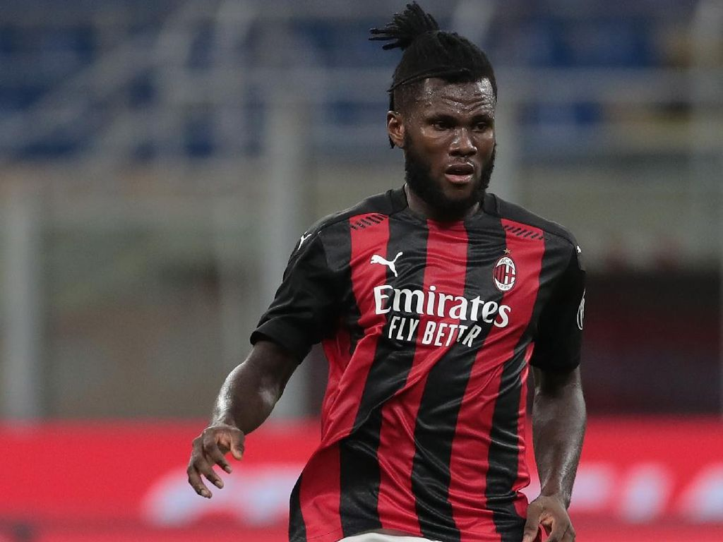 Franck Kessie Merasa Seperti Pemimpin di AC Milan