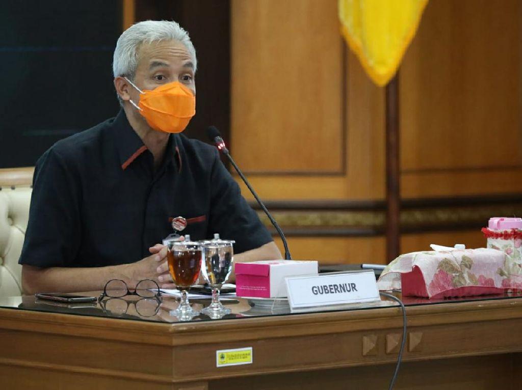 Ganjar: Tingkat Partisipasi Pilkada 2020 di Jateng 74,34%