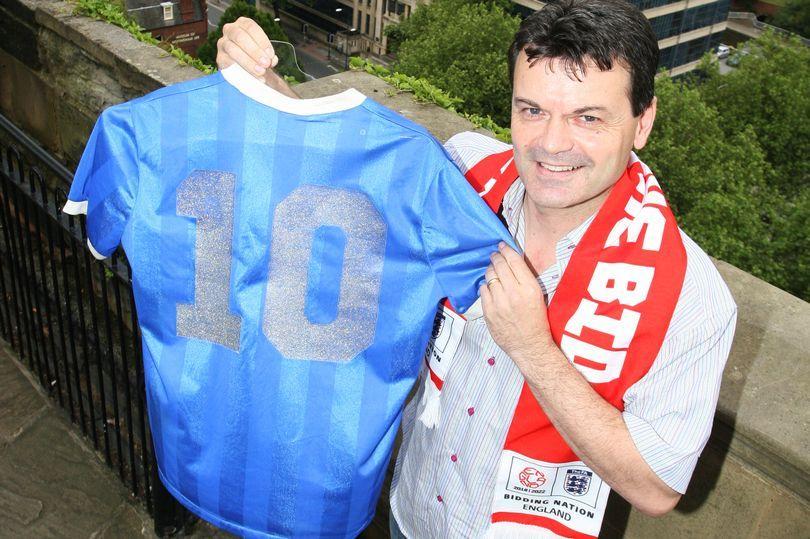 Jersey Diego Maradona