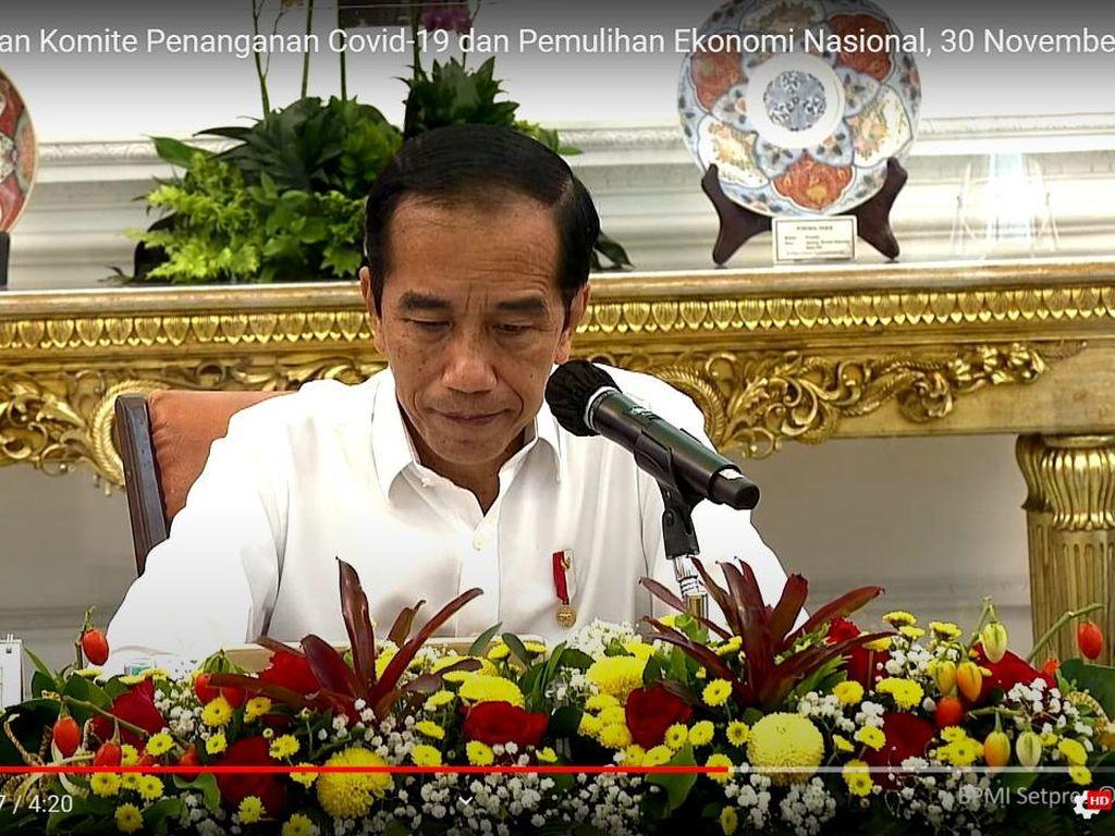 Ini Dia 3 Nama Dewas LPI Pilihan Jokowi