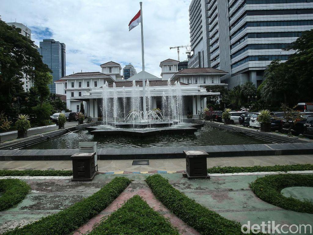 Kantor Wagub DKI Kosong Usai Ahmad Riza Positif Corona