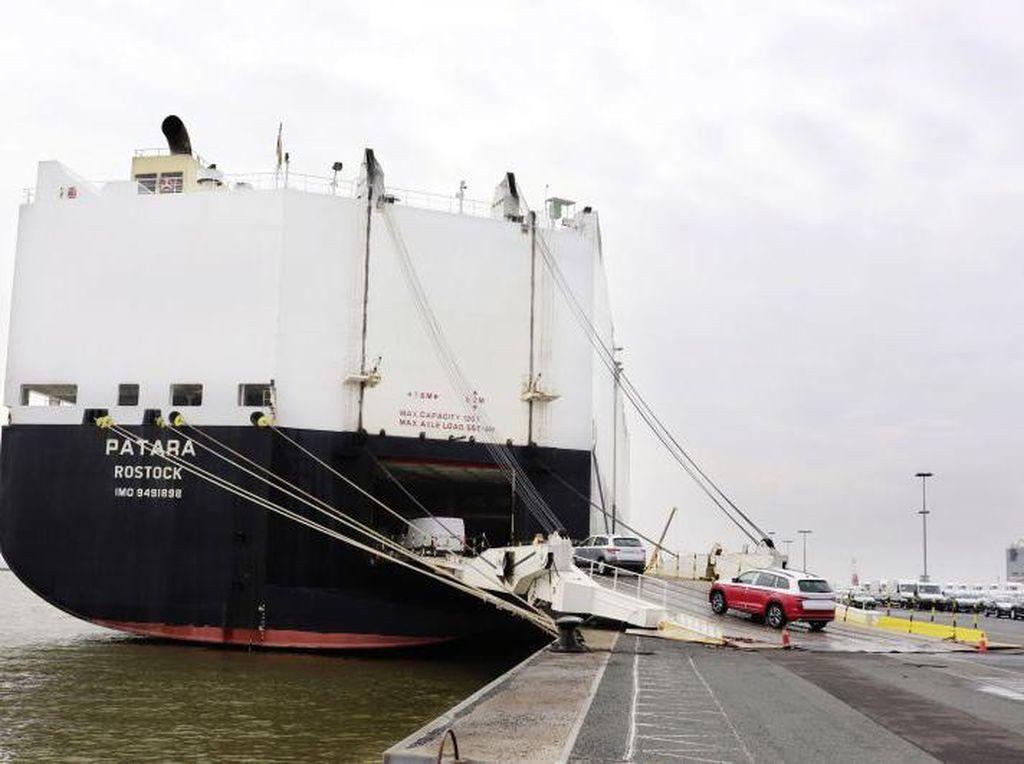 Jangan Heran, Kapal Pengangkut Raksasa Ini Pakai Bahan Bakar Minyak Goreng Bekas