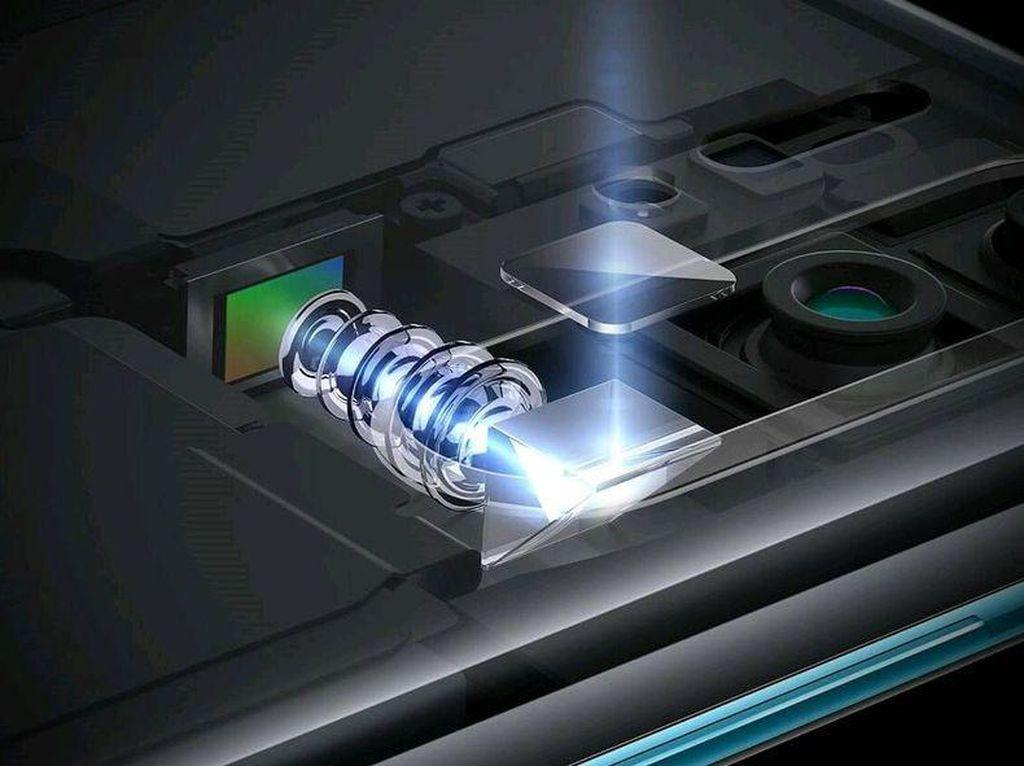 iPhone Anyar Pakai Lensa Periskop Samsung