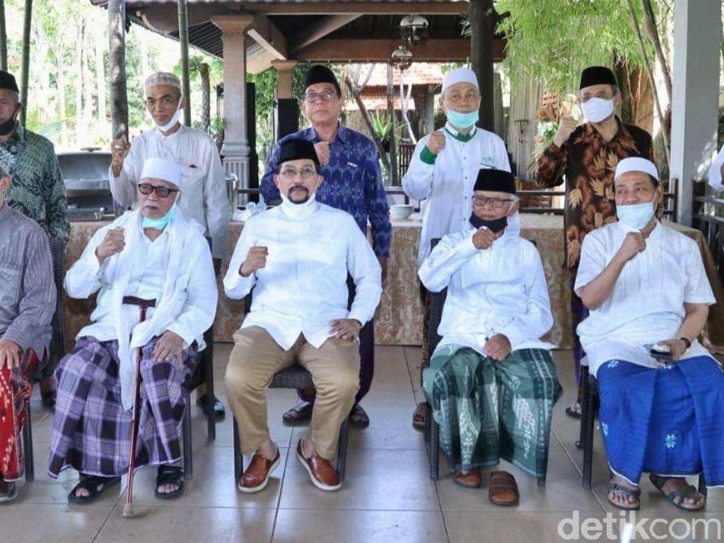 Machfud Arifin Dikenal Dekat dengan Kiai NU dan Sangat Toleran