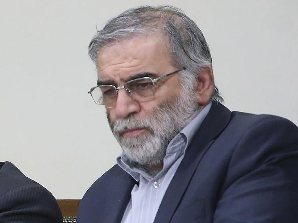 Personel Militer Iran Diduga Terlibat Pembunuhan Ilmuwan Nuklir