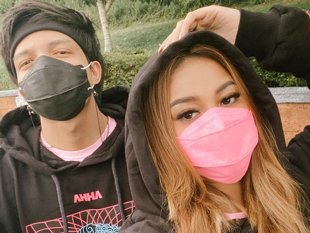 Foto-foto Aurel dan Atta Halilintar Pacaran di Dufan hingga Akuarium