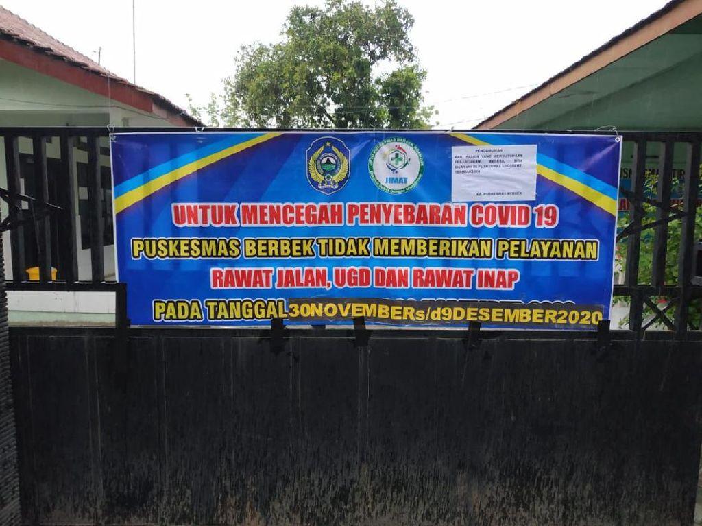 Puskesmas Berbek di Nganjuk Lockdown Setelah Nakesnya Curhat ke DPRD