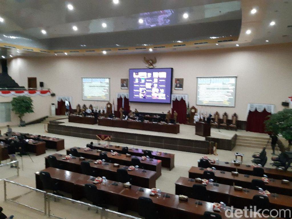 Pemprov-DPRD Banten Suntik Modal Rp 75 Miliar ke BUMD Agrobisnis