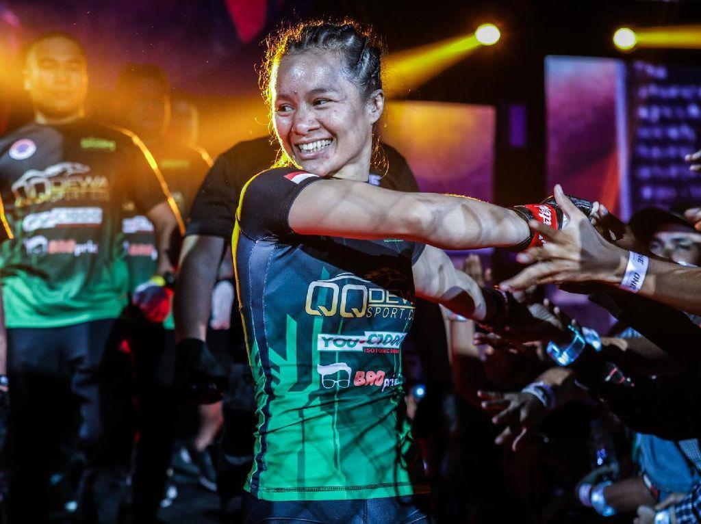 Mau Orbitkan Banyak Petarung Indonesia, ONE Championship Lakukan Ini