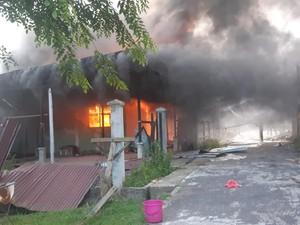 Aksi Rusuh di Boven Digoel Papua Usai Calon Bupati Didiskualifikasi