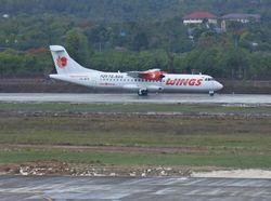 Rute Penerbangan di Bandara El Tari Terdampak Erupsi Gunung Lewotolok
