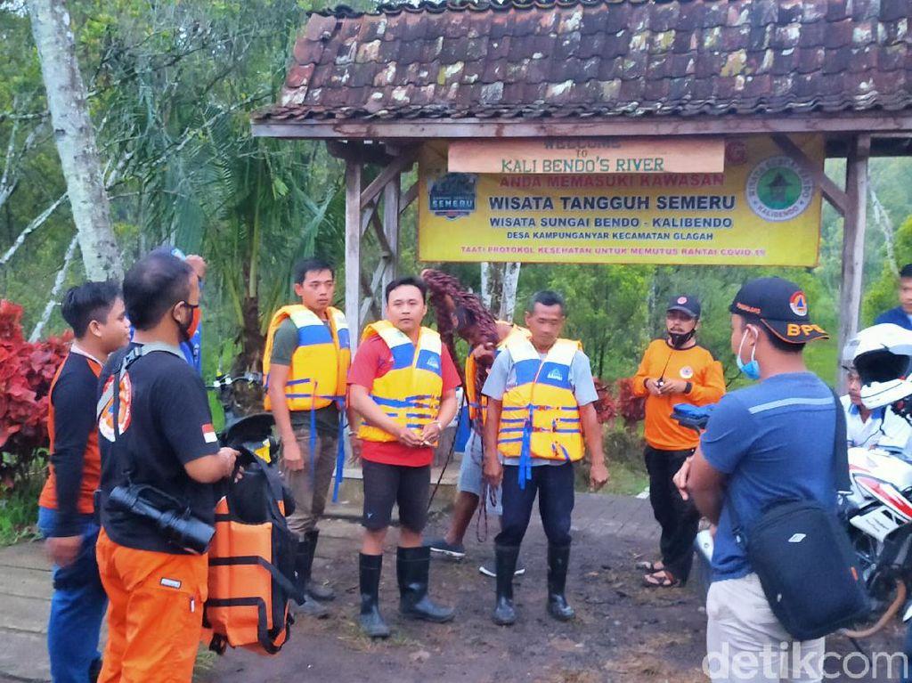 Sekeluarga Terseret Air Sungai, Polisi Banyuwangi Imbau Wisatawan Waspada