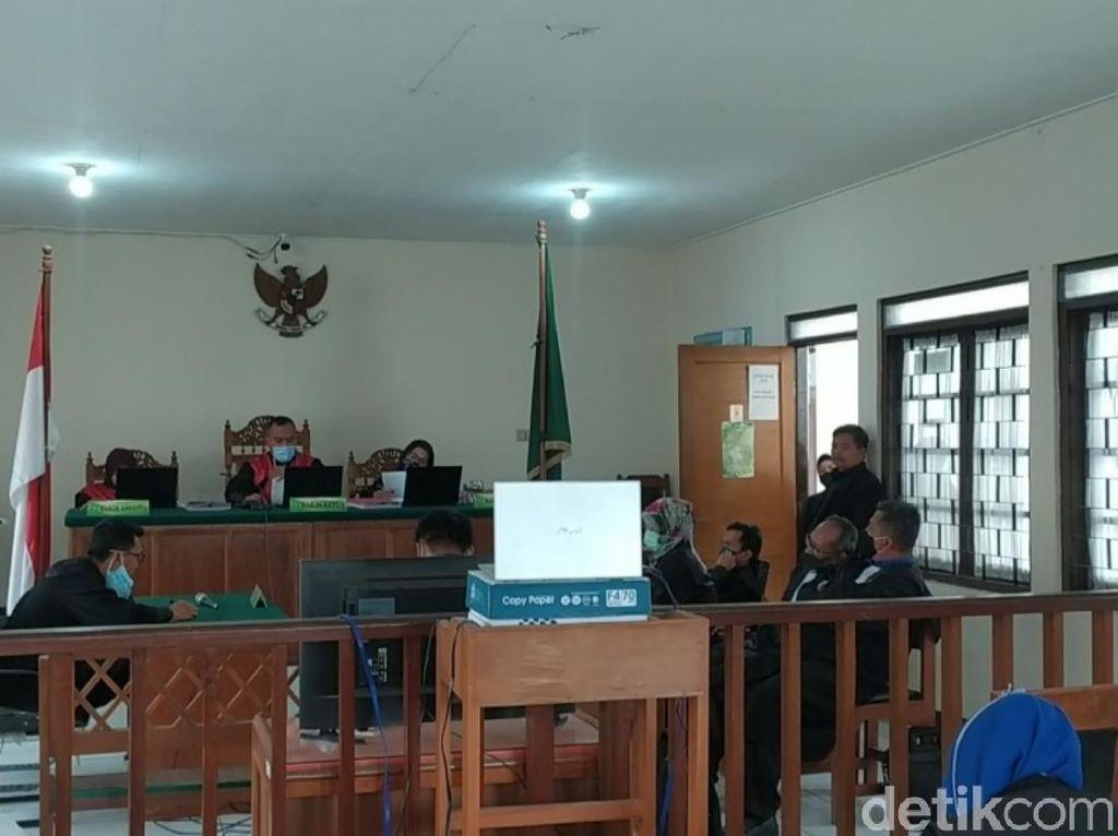 2 Pelanggar Pemilu di Pilbup Cianjur Divonis Penjara hingga Denda