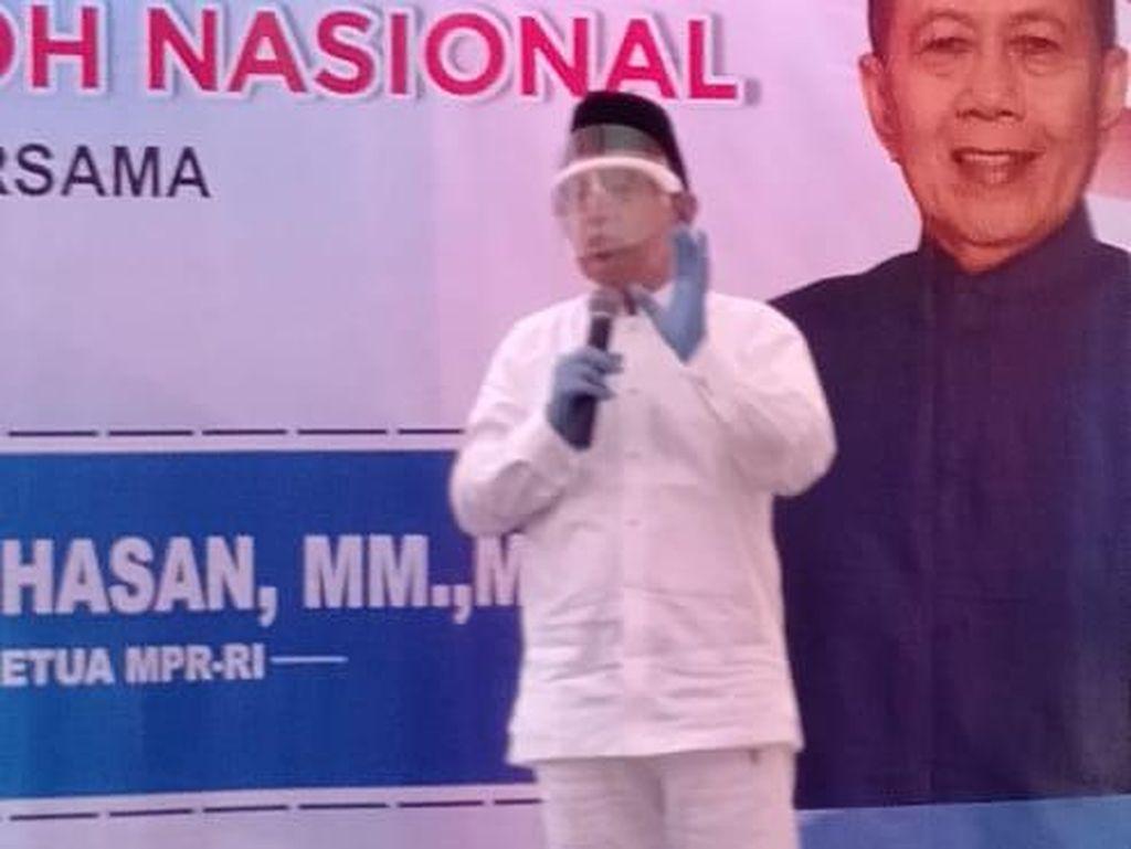Wakil Ketua MPR Ingin Sekolah Punya Database Alumni yang Sukses
