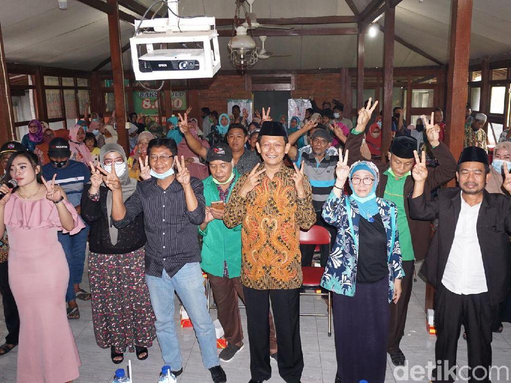 Jurus Yoni Sejahterakan GTT dan Jamin Lulusan SMK Siap Kerja di Mojokerto