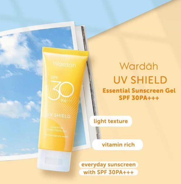 Wardah UV Shield Sunscreen Gel