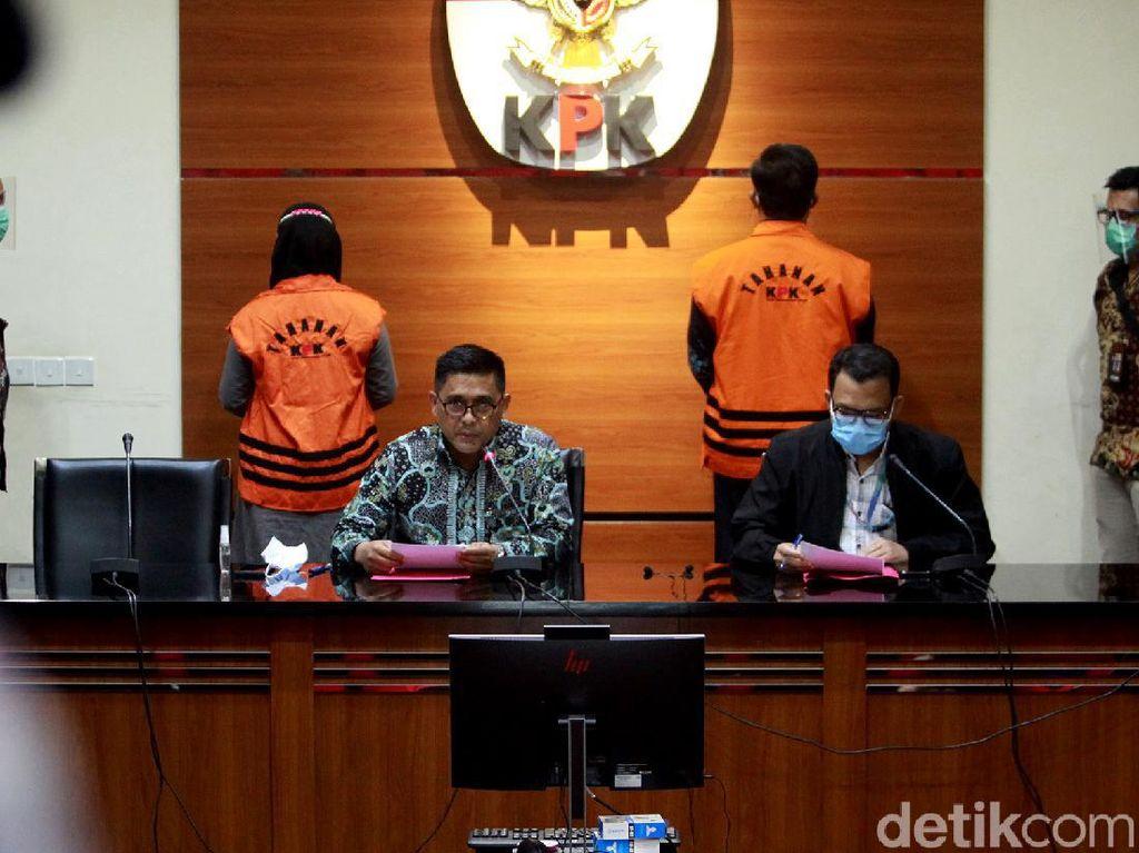 2 Tersangka Korupsi Proyek Bakamla Ditahan KPK
