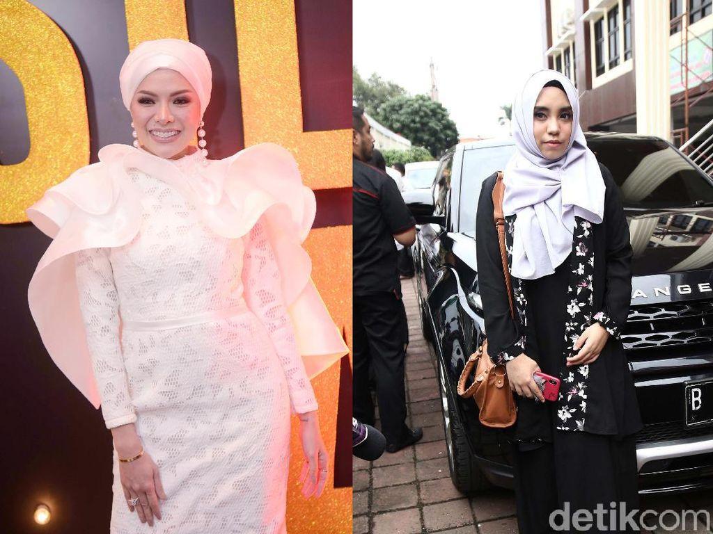 Nikita Mirzani hingga Salmafina, Deretan Artis yang Berbikini Usai Lepas Hijab
