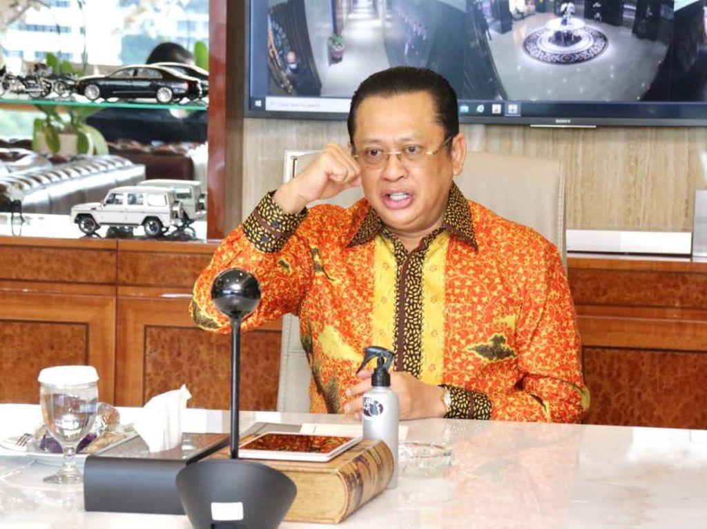 Hadapi Radikalisme di Sigi, Ketua MPR Ajak Perkokoh Ideologi Bangsa
