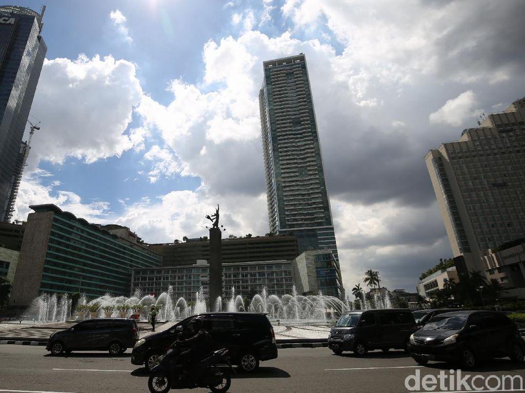 BMKG Prediksi Wilayah DKI Jakarta Cerah Berawan Hari Ini
