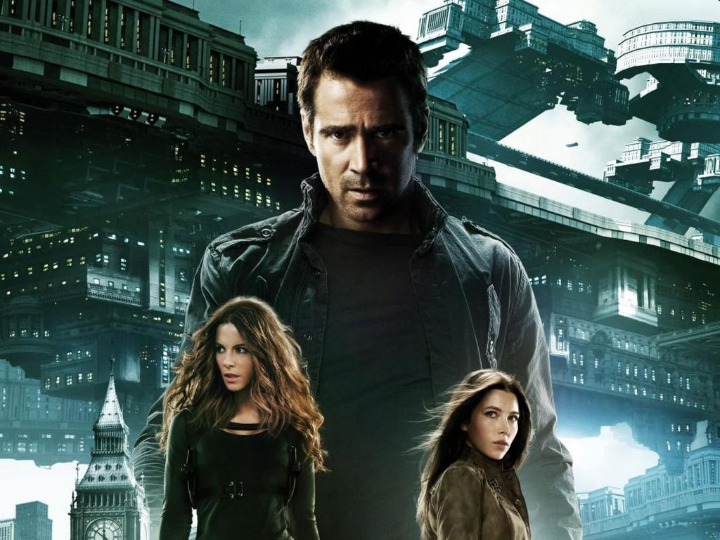 Sinopsis Total Recall, Dibintangi Colin Farrell dan Kate Beckinsale