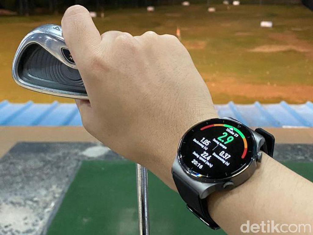 Review Huawei Watch GT 2 Pro, Teman Main Golf yang Asik