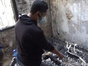 Kakek di Jombang Tewas Terbakar dalam Kamar Saat Istrinya Masak