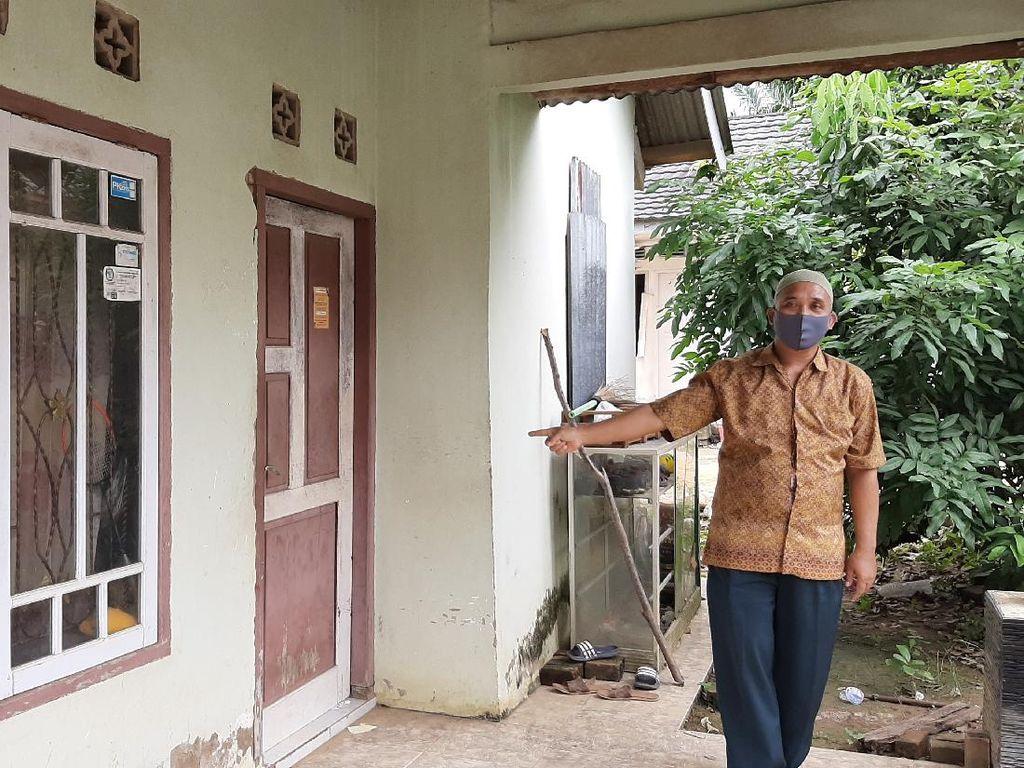 Gelagat Terduga Teroris di Palembang Tolak Kegiatan Agamis
