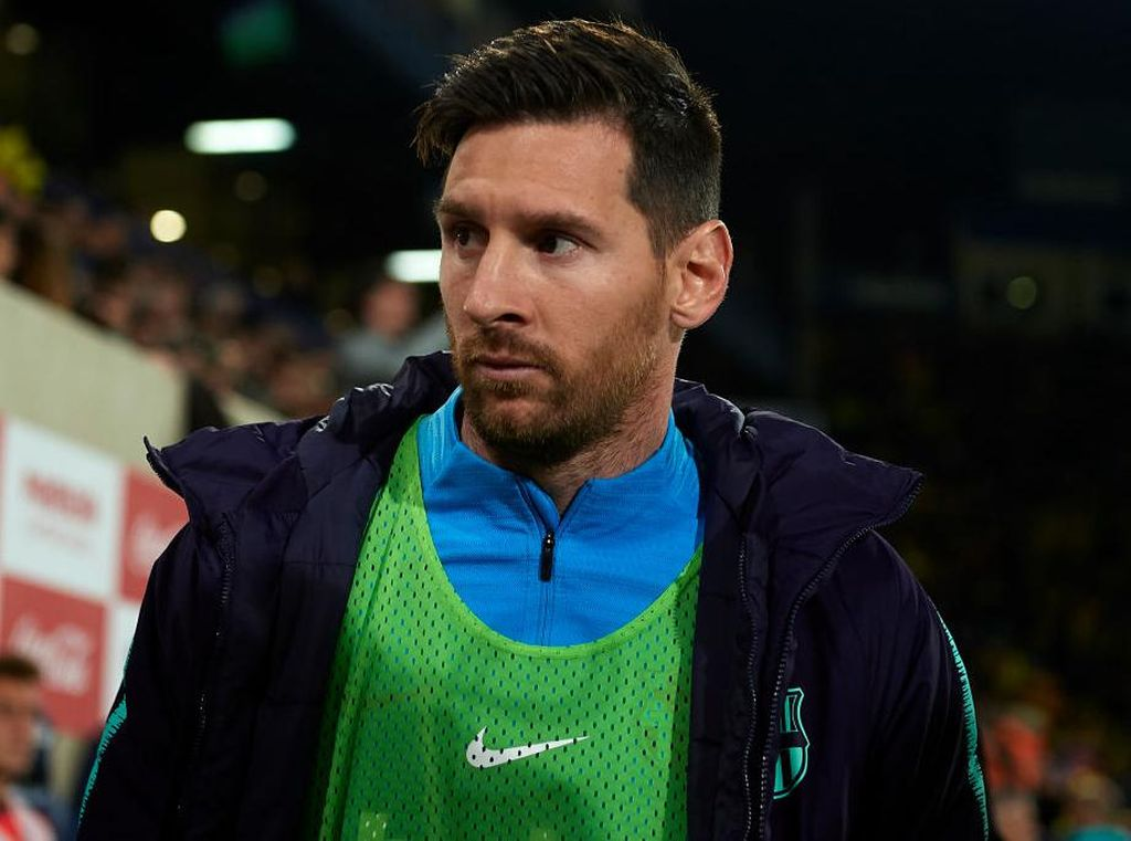 Ferencvaros Vs Barcelona: Lionel Messi Kembali Diistirahatkan