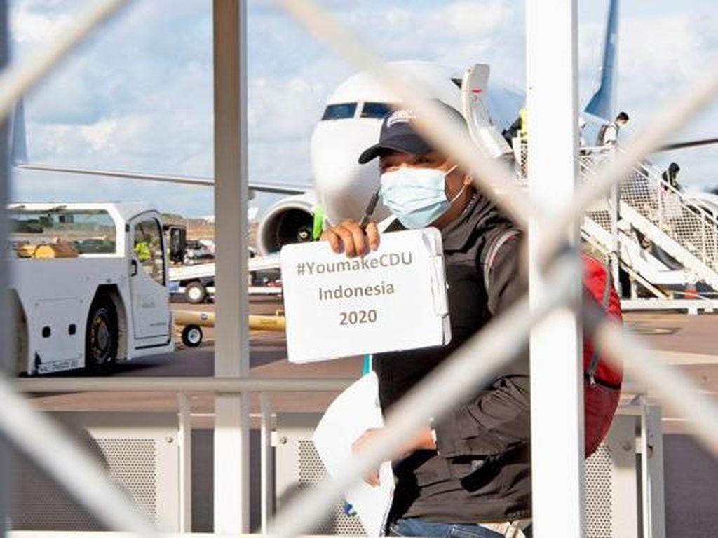 Mahasiswa Asal Indonesia Termasuk yang Tiba Pertama di Australia Saat Pandemi