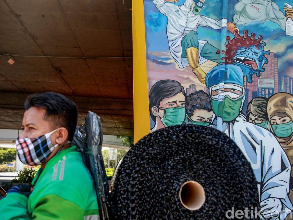 Kasus Corona Naik dari Minggu Lalu, Ini 5 Provinsi Tertinggi