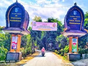 Jurus Desa Wisata Pesanggrahan NTB Wujudkan Kampung Sehat