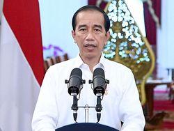 Jokowi: Jadikan Natal Momentum Introspeksi Diri untuk Saling Cintai Sesama
