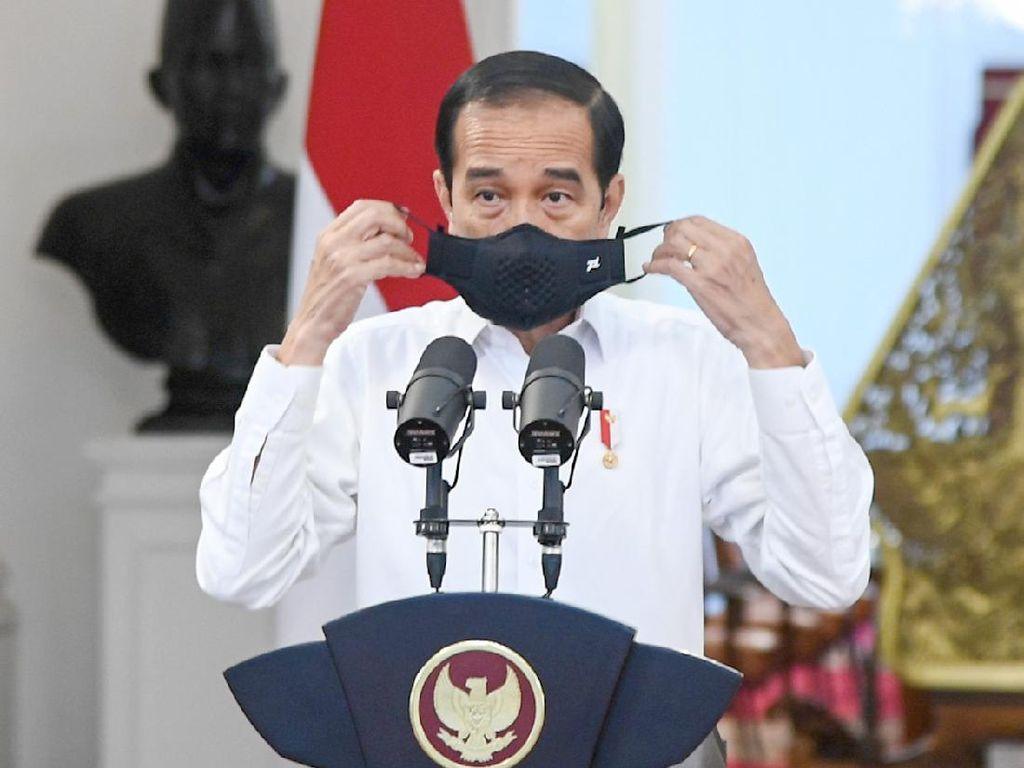 2 Periode Jokowi, Berapa Lembaga Sudah Dibubarkan?