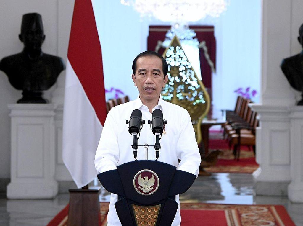 Jokowi Wanti-wanti Krisis Pangan Gara-gara Pandemi