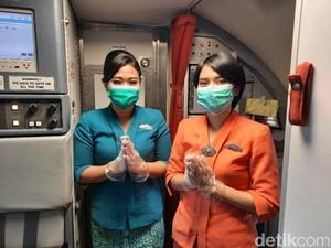 Mau Libur Akhir Tahun? Ini 7 Prokes Garuda Indonesia untuk Terbang Aman