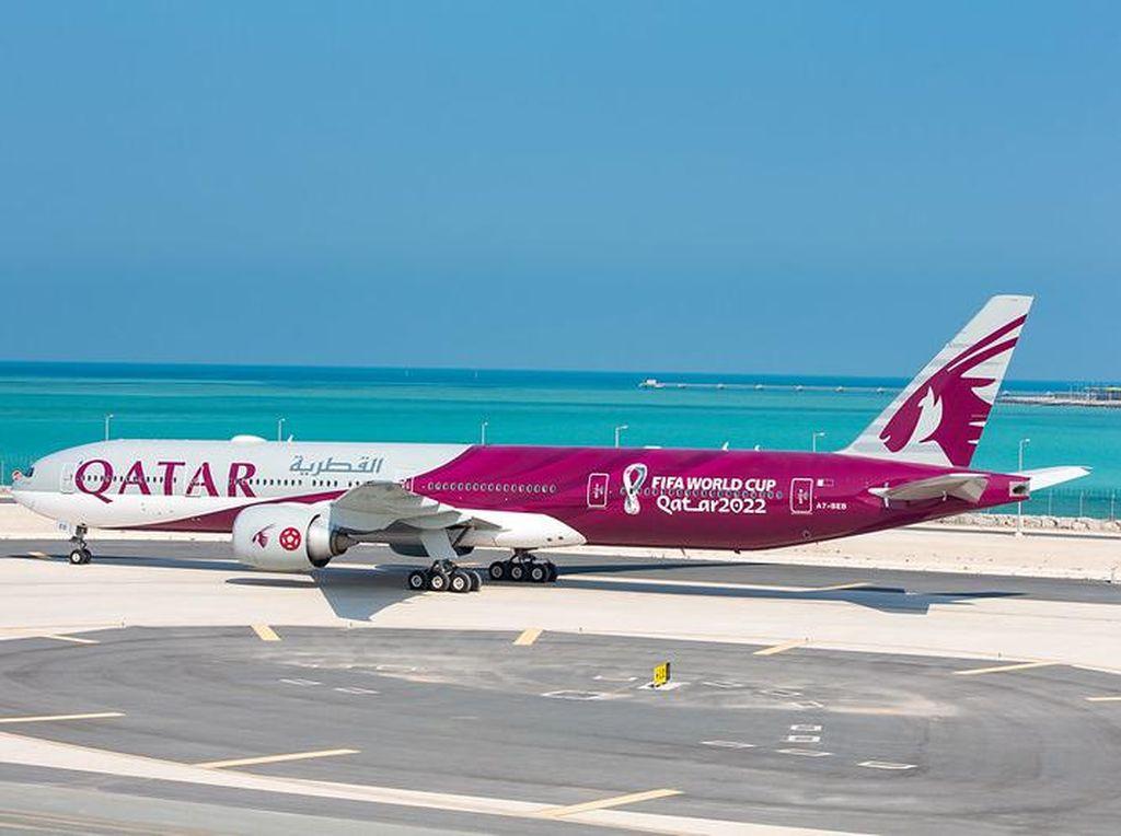 Qatar Airways Jadi Pionir Maskapai Timteng yang Pakai Paspor Digital IATA