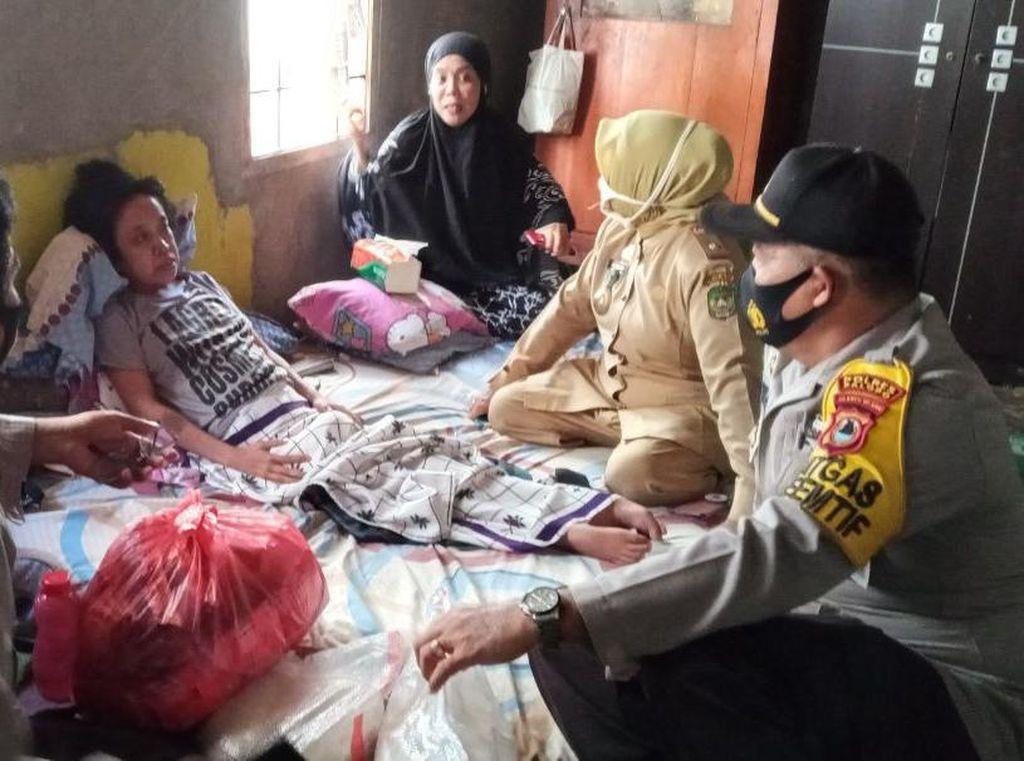 Kisah Pilu Wanita Lumpuh di Palopo, Kondisi Makin Parah Akibat Pandemi