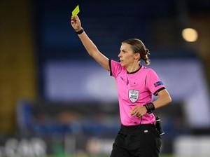 Juventus Vs Dynamo Kiev Dipimpin Wasit Perempuan, Stephanie Frappart