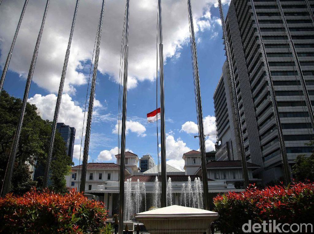 Kendali Virtual Pemerintahan Jakarta Saat Dua Pemimpin Positif Corona
